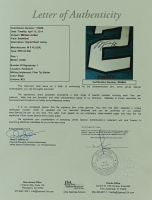 Michael Jordan Signed 1996 All-Star Jersey (JSA LOA) at PristineAuction.com