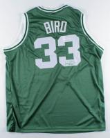 Larry Bird Signed Jersey (JSA COA) at PristineAuction.com