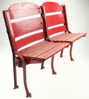 Original Joe Louis Arena Authentic Seats (DC Sports COA) at PristineAuction.com