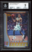 Allen Iverson 1996-97 Bowman's Best #R1 RC (BGS 9) at PristineAuction.com