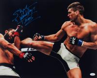 "Stephen Thompson Signed UFC 16x20 Photo Inscribed ""Wonderboy"" (JSA COA) at PristineAuction.com"