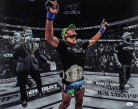 Rafael dos Anjos Signed UFC 16x20 Photo (JSA COA) at PristineAuction.com