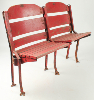 Original Joe Louis Arena Authentic Seats (DC Sports COA) at PristineAuction.com
