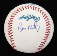Don Mattingly Signed OML Baseball (JSA COA) at PristineAuction.com