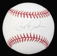 Cal Ripken Jr. Signed OML Baseball (JSA COA) at PristineAuction.com