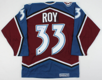 Patrick Roy Signed Avalanche Jersey (JSA COA) at PristineAuction.com