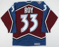 Patrick Roy Signed Avalanche Jersey (JSA COA) at PristineAuction.com