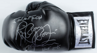 "Ray ""Boom Boom"" Mancini Signed Everlast Boxing Glove Inscribed ""Italian Tough"" & ""HOF 2015"" (JSA COA) at PristineAuction.com"