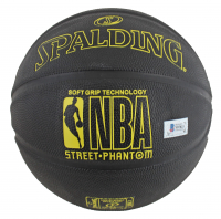 Shaquille O'Neal Signed NBA Basketball (Beckett COA) at PristineAuction.com