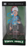Chevy Chase Signed National Lampoon's Christmas Vacation #36 Vinyl Idolz Figure (Beckett COA) at PristineAuction.com