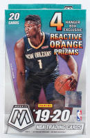 2019-20 Panini Mosaic Basketball Hanger Box of (20) Cards at PristineAuction.com