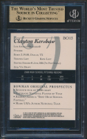 Clayton Kershaw 2006 Bowman Originals Prospects #13 (BGS 9.5) at PristineAuction.com