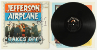 "Jack Casady & Jorma Kaukonen Signed Jefferson Airplane ""Jefferson Airplane Takes Off"" Vinyl Record Album (JSA COA) at PristineAuction.com"