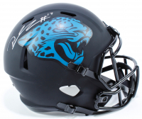 D. J. Chark Signed Jaguars Full-Size Eclipse Alternate Speed Helmet (Beckett COA) at PristineAuction.com