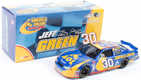 Jeff Green Signed LE #30 AOL 2002 Monte Carlo 1:24 Die Cast Car (JSA COA) at PristineAuction.com