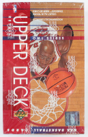 1993-94 Upper Deck Series 2 Basketball Hobby Box with (36) Packs at PristineAuction.com