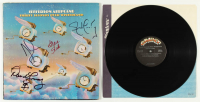 "Jefferson Airplane ""Thirty Seconds Over Winterland"" Vinyl Record Album Signed by (4) With Grace Slick, Jack Casady, Jorma Kaukonen & David Freiberg (JSA COA) at PristineAuction.com"