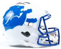 Kenny Golladay Signed Lions Full-Size AMP Alternate Speed Helmet (Beckett COA) at PristineAuction.com