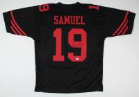 Deebo Samuel Signed Jersey (JSA COA) at PristineAuction.com