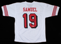 Deebo Samuel Signed Jersey (JSA COA) at PristineAuction.com