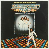 "John Travolta Signed ""Saturday Night Fever"" Original Soundtrack Vinyl Record Album (JSA COA) at PristineAuction.com"