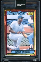 Frank Thomas / Joshua Vides 2020 Topps Project 2020 #297 at PristineAuction.com