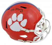 Tee Higgins Signed Clemson Tigers Full-Size Speed Helmet (Beckett COA) at PristineAuction.com