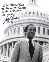 Joe Biden Signed 8x10 Photo With Extensive Inscription (PSA COA) at PristineAuction.com