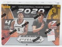 2020-21 NBA Panini Prizm Draft Picks Basketball Blaster Box with (7) Packs at PristineAuction.com