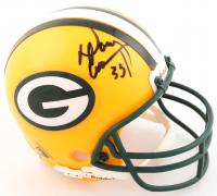 Ray Nitschke & Jim Grabowski Signed Packers Mini Helmet (JSA COA) at PristineAuction.com