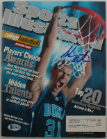 Shane Battier Signed 2000 Sports Illustrated Magazine (Beckett COA) at PristineAuction.com