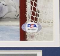 Andrei Vasilevskiy Signed Lightning 11x14 Custom Framed Photo Display (PSA COA) at PristineAuction.com