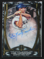 Carl Yastrzemski 2019 Topps Tribute Iconic Perspectives Autographs Black #IAPCY #1/1 at PristineAuction.com