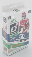 2019 Panini Donruss Football Blaster Box with (50) Cards at PristineAuction.com