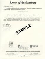 Pat Tillman Signed Cardinals 15.5x19.5 Custom Framed Photo Display (JSA ALOA) at PristineAuction.com
