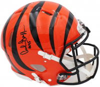 Archie Griffin Signed Bengals Full-Size Authentic On-Field Speed Helmet (Radtke COA) at PristineAuction.com