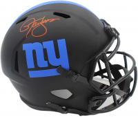 Lawrence Taylor Signed Giants Full-Size Eclipse Alternate Speed Helmet (Radtke COA) at PristineAuction.com