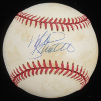 Mike Schmidt Signed ONL Baseball (Palm Beach COA) at PristineAuction.com
