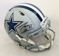 Jason Witten Signed Cowboys Full-Size Authentic On-Field Speed Helmet (Beckett COA & Witten Hologram) at PristineAuction.com