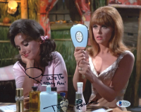 """Dawn Wells & Tina Louise Signed """"Gilligan's Island"""" 8x10 Photo Inscribed """"Mary Ann"""" (Beckett COA) at PristineAuction.com"""