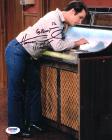 """Henry Winkler Signed """"Happy Days"""" 8x10 Photo Inscribed """"1/15/15"""" (PSA COA) at PristineAuction.com"""