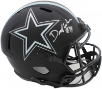 DeMarcus Ware Signed Cowboys Full-Size Eclipse Alternate Speed Helmet (Beckett COA) at PristineAuction.com