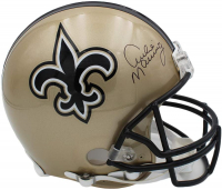Archie Manning Signed Saints Full-Size Authentic On-Field Helmet (Fanatics Hologram) at PristineAuction.com
