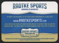 Brett Favre Signed Packers Full-Size Camo Alternate Speed Helmet (Radtke COA) at PristineAuction.com