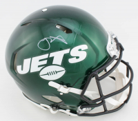 Robby Anderson Signed Jets Full-Size Authentic On-Field Speed Helmet (Radtke COA) at PristineAuction.com