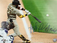 "Fernando Tatis Jr. Signed Padres Inscribed ""El Nino"" 11x14 Photo (JSA COA) at PristineAuction.com"