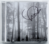 """Taylor Swift Signed """"Folklore"""" CD Disc Cover (JSA COA) at PristineAuction.com"""