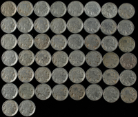 Lot of (50) Buffalo Nickels at PristineAuction.com