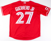Vladimir Guerrero Jr. Signed Blue Jays Jersey (Beckett COA) at PristineAuction.com