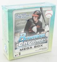 2020 Bowman Chrome Baseball Mega Box with (7) Packs at PristineAuction.com